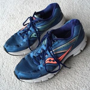 Saucony Grid Cohesion Running Shoes Size 10